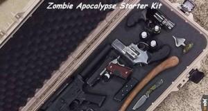 Zestaw na apokalipsę zombie