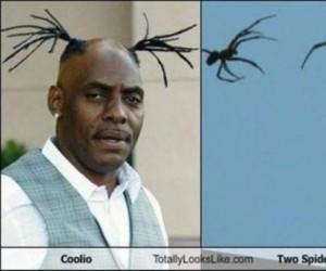 Stylowa fryzura, nie powiem...