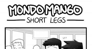 Krótkie nogi