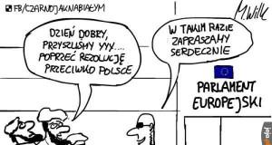 Rezolucja przeciwko Polsce