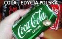 Cola - edycja polska