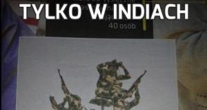 Tylko w Indiach