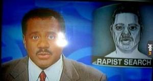 Poszukiwany gwałciciel