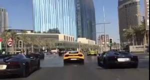 Korek w Dubaju