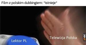 Po co płacić, jak można zrobić polską wersję od nowa?