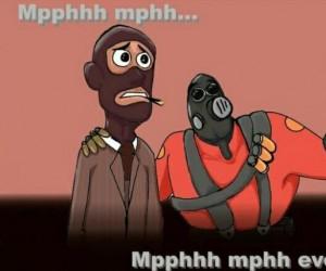 Mpphhh mphh wszędzie!