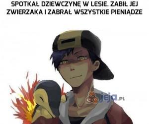 Dokładnie to robiłeś w Pokemonach