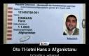 Oto 11-letni Hans z Afganistanu