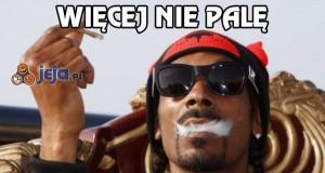 Więcej nie palę