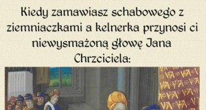 Głowa Jana Chrzciciela