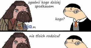 Harry Ploter i żarty Hagrida