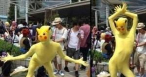 Biedny Pikachu