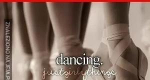 Taniec...