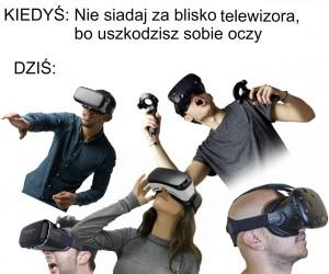 Technologia idzie do przodu
