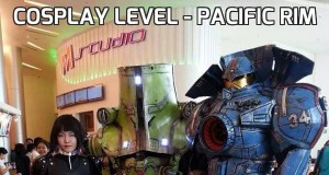 Cosplay level - Pacific Rim