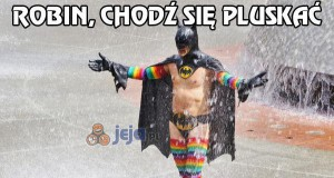 Batman w końcu się ujawnił