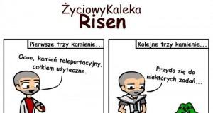 Życiowy Kaleka - Risen