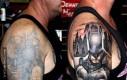 Poprawiony tatuaż like a Batman