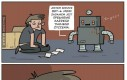 Jak by tu przetestować robota...