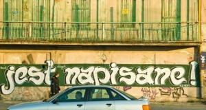 Graffiti nauczy Cię polskiego