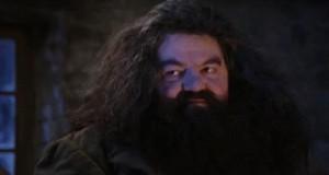 Biedny Hagrid