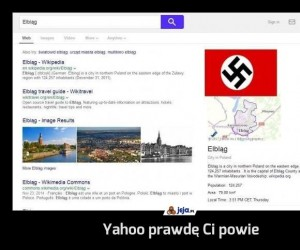 Yahoo prawdę Ci powie