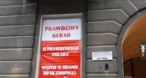 Prawdziwy Polski kebab