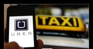 Taksówkarzom przeszkadza Uber
