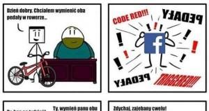 Typowy fejsbuk