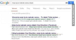 Moje życie nabrało sensu dzięki One Direction