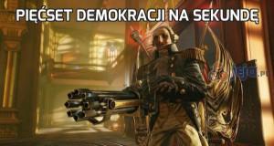 Pięćset demokracji na sekundę