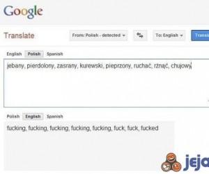 Polski język jest bardzo bogaty w słownictwo