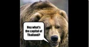 Jaka jest stolica Tajlandii?