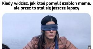 Czyżbyśmy mieli nowego ślepego mema?