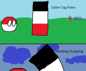 Poland can in to football