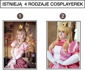 Typowy cosplay