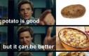 Pyry, kartofle, ziemniaki