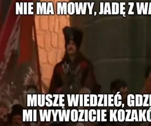 No gdzież ci Kozacy?!
