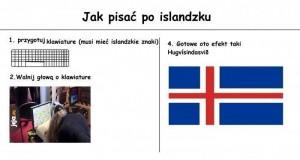 Lekcja islandzkiego