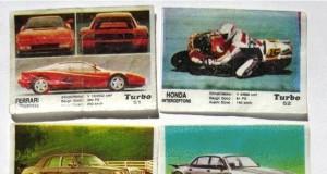 Zdjęcia samochodów z gumy Turbo