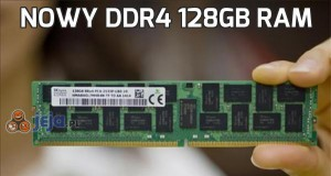 Nowy DDR4 128GB RAM