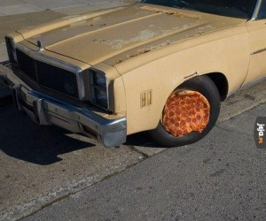 Kiedy naprawdę kochasz pizzę