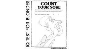 Test IQ - Nosy