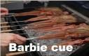 Barbie cue