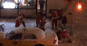 Bójka Mikołajów