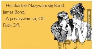 Nazywam się Bond