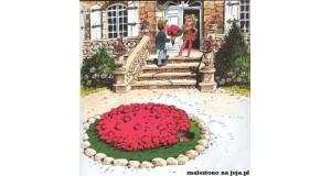 Kwiaty dla narzeczonej