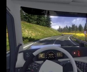 Jak grać w symulator jazdy ciężarówką