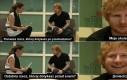 Ed Sheeran nie jest zbyt oryginalny