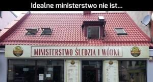 Najlepsze ministerstwo